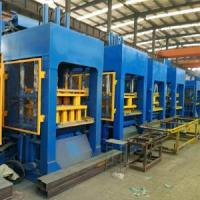 Buy cheap Automatic concrete block making machine from wholesalers