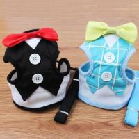 China Formal Style Dog Soft Vest Harness with Leash Pulling Harness For Dogs wholesale