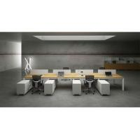 Buy cheap Screen Desks Modern Office Partition K100 from wholesalers