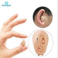 Buy cheap Medical supply ear Sound Amplifiers Device Hearing Aids Rechargeable Ear Care from wholesalers