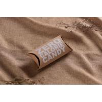 Buy cheap Kraft Paper Pillow Box from wholesalers