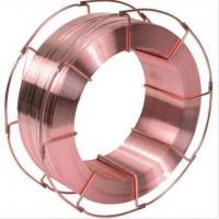 Buy cheap Er70s-6 Sg3 Mig Welding Wire from wholesalers